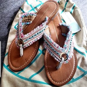 Report Footwear - Selma Flip Flop Sandal